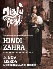 HINDI ZAHRA - MISTY FEST