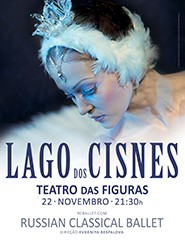 O Lago dos Cisnes - Russian Classic Ballet