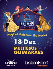 DISNEY IN CONCERT - MAGICAL MUSIC FROM THE MOVIES