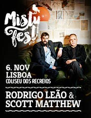 RODRIGO LEÃO & SCOTT MATT - HEW - MISTY FEST