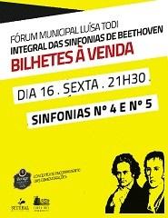 Integral das Sinfonias de Beethoven - 4 e 5