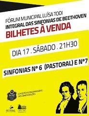 Integral das Sinfonias de Beethoven - 6 e 7