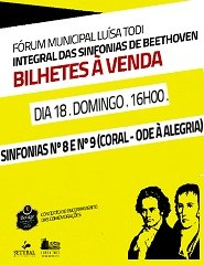 Integral das Sinfonias de Beethoven - 8 e 9