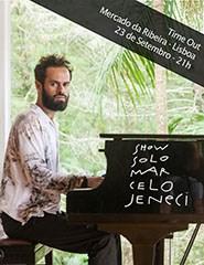 Marcelo Jeneci Solo - Voz e Piano