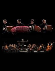 Danças Ocultas & Orquestra Filarmonia das Beiras