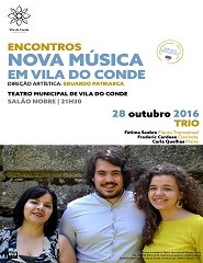 Encontros Nova Música em Vila do Conde -