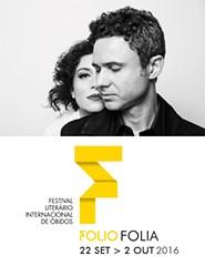 Livia Nestrovski e Fred Ferreira - FOLIO 2016