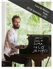 Marcelo Jeneci  Solo  Voz e Piano