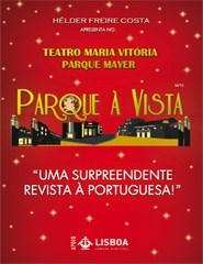 Parque à Vista Parque Mayer Lisboa Teatro Maria Vitória