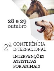 2ª Conferência Internacional de Intervenções Assistidas por Animais