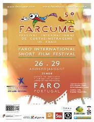 6º FARCUME: Festival Internacional de Curtas-Metragens de Faro