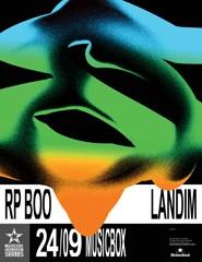 RpBoo +  Landim @ Musicbox Heineken Series