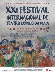 FITCM - 30 set. 23h30 - C'EST LA VIE - Matrioshka Teatro