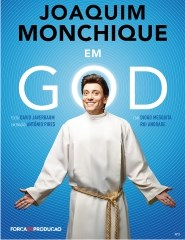 GOD, com Joaquim Monchique