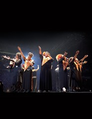 Harlem Gospel Choir sing homage to Adele