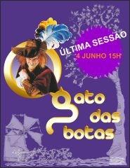 Comprar Bilhetes Online para O GATO DAS BOTAS