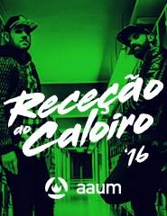 RECEÇÃO AO CALOIRO 2016 - 7 OUTUBRO