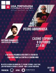 Pedro Abrunhosa e António Raminhos - L.P. Contra o Cancro NRN