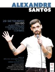 Alexandre Santos - Standup Comedy