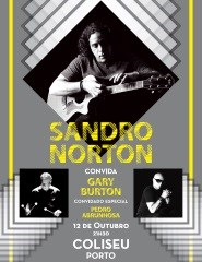 Flying High.. At the Heart Of it-convida Gary Burton e Pedro Abrunhosa