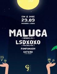 Gin & Juice feat.Maluca