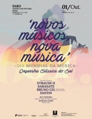 Novos Músicos, Nova Música