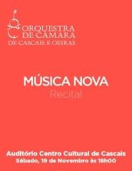 Recital MÚSICA NOVA – OCCO