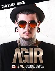 AGIR - PACOTE VIP