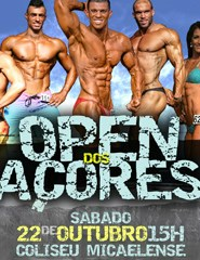 Open Açores Fitness e Culturismo