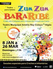 Zum Zum Bararibê - Teatro para bebés