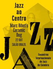 Marc Ribot's Ceramic Dog (EUA)