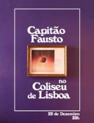 CAPITÃO FAUSTO NO COLISEU