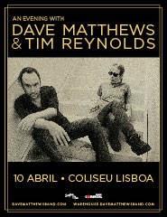 DAVE MATTHEWS & TIM REYNOLDS