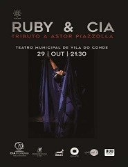Ruby & CIA – Tributo a Astor Piazzolla