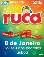 RUCA - GRANDE CONCERTO DE NATAL