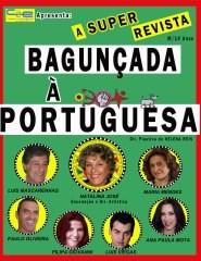BAGUNÇADA À PORTUGUESA!