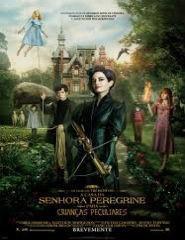 A Casa da Senhora Peregrine 3D