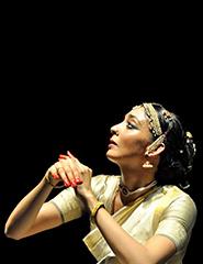 THE DANCING HEART - Dança Clássica Indiana com Música ao Vivo