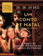 Comprar bilhetes para UM CONTO DE NATAL de Charles Dickens