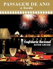 Fim de Ano – River Cruise Confeitaria Nacional
