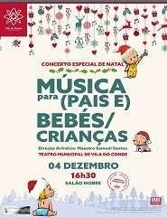 Música para (Pais e) Bebés/Crianças