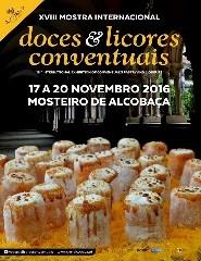 XVIII Mostra Internacional de Doces & Licores Conventuais de Alcobaça