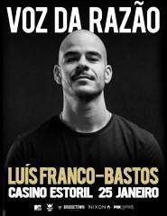 VOZ DA RAZÃO – Luís Franco-Bastos