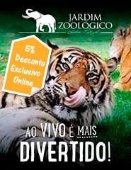 Comprar Bilhetes Online para Visita Jardim Zoológico 2017