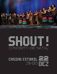 SHOUT! Concerto de Natal