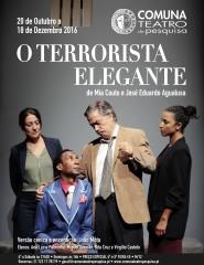 O Terrorista Elegante - Comuna Teatro Pesquisa