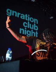 gnration club night - the field, photonz, consórcio