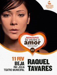 Raquel Tavares | Montepio às vezes o amor