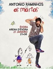 António Raminhos apresenta AS MARIAS