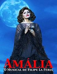 Comprar Bilhetes Online para Amália - O Musical